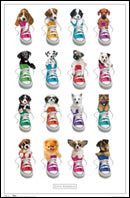Kimberlin Puppies Poster