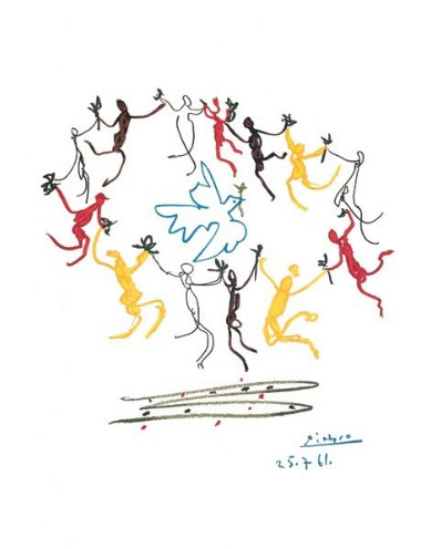 Picasso-Dance-of-Youth-Poster