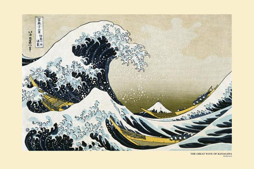 Hokusai-The-Great-Wave-Poster