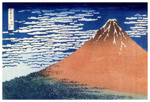 Hokusai-Mount-Fuji-Poster