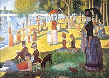 Seurat-La-Grande-Jatte-Poster