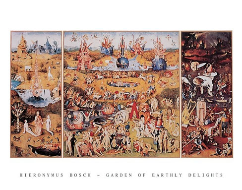 Garden of Earthly Delights Click Add to Cart to Order