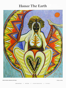 Betty-LaDuke-Eritrea-Mandala-for-Peace-Poster