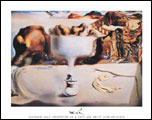 Apparition Salvador Dali Art Print Click here to zoom in