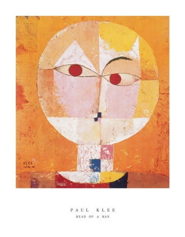 Paul-Klee-Head-of-a-Man-Art-Print