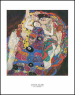 Klimt Die Jungfrau Art Print Click here to zoom in