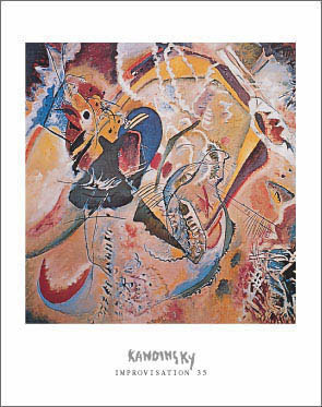 Kandinsky Art Print Click Add to Cart to Order