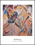 Kandinsky Improvisation Art Print Click here to zoom in
