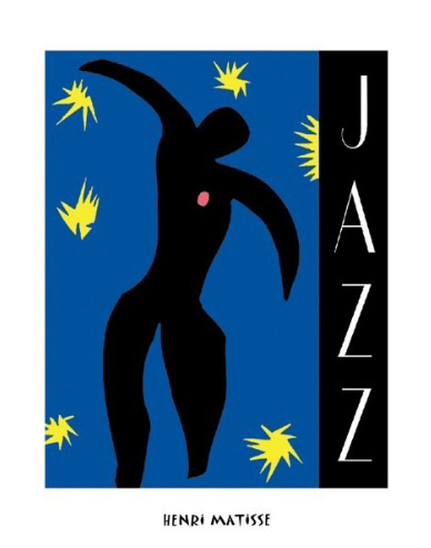 Matisse Jazz Art Print Click Add to Cart to Order