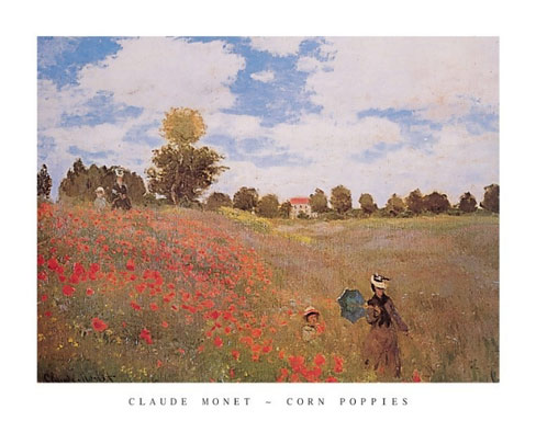 Claude-Monet-Corn-Poppies-Art-Print