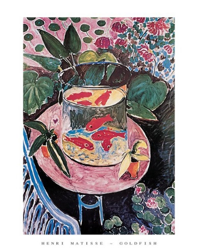 Matisse Goldfish Art Print Click Add to Cart to Order