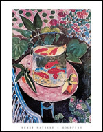 Matisse Goldfish Art Print Click here to zoom in