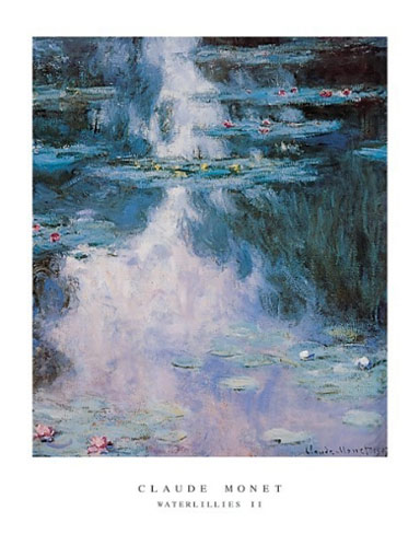 Claude-Monet-Waterlillies-II-Art-Print
