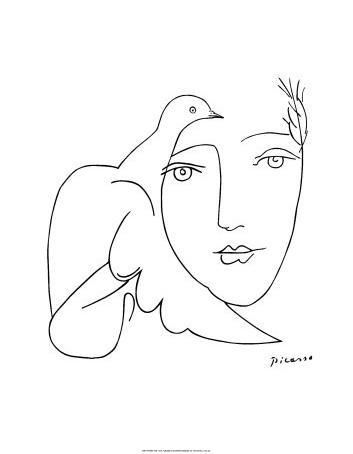 Picasso Art Print Click Add to Cart to Order