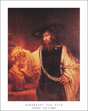 Rembrandt-Aristotle-Bust-of-Homer-Art-Print