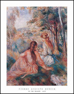 In the Meadow Art Print Renoir Click here to zoom in
