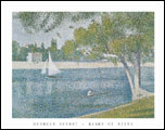 Georges Seurat Art Print Click here to zoom in