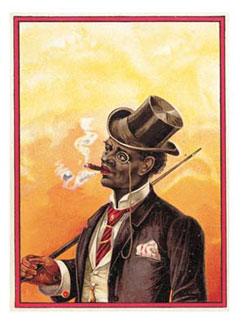 Monocle-Vintage-Cigar-Box-Label-Poster