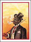 Cigar Box Label Art Print Click to zoom in