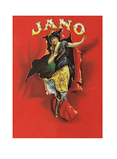 Jano-Vintage-Cigar-Box-Label-Poster