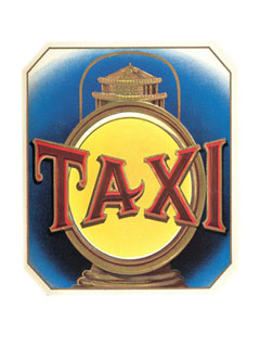 Taxi-Cigar-Box-Label-Poster