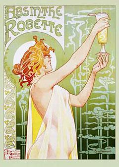 Absinthe-Robette-Poster
