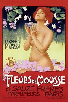 Fleurs-De-Mousse-Parfum-Poster