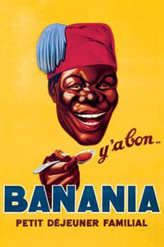 Banania-Poster
