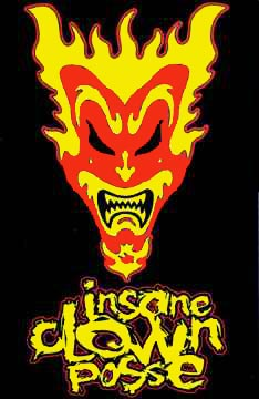 Insance Clown Posse Blacklight Poster