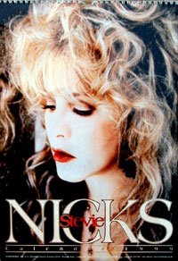 Stevie Nicks 1999 Calendar