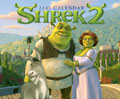 Shrek 2005 Calendar Click to zoom in