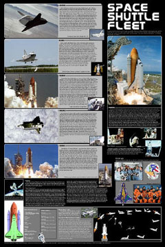 Space-Shuttle-Fleet-Poster