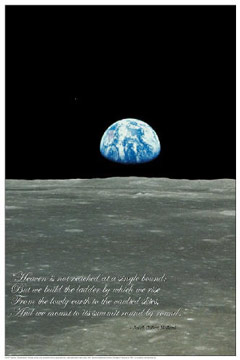 Earthrise-Poster