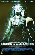 aaliyah hip-hop soul hip hop queen of the dammed damned ann rice vampires movies films posters