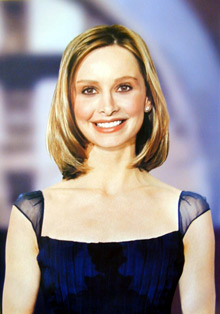 Ally McBeal Calista Flockhart Poster