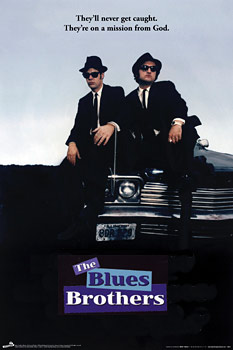The-Blues-Brothers-Poster