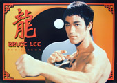 Bruce Lee Dragon Poster