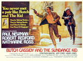 Butch Cassidy and the Sundance Kid Poster