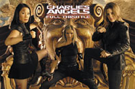 Charlies Angels Full Throttle Poster