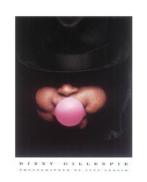Dizzy-Gillespie-Bubble-Gum-Poster