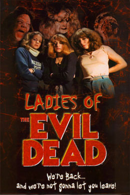Ladies of the Evil Dead Poster