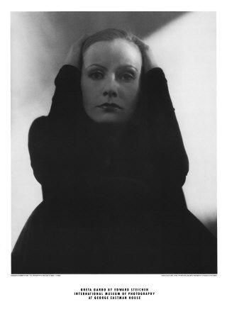 Greta-Garbo-by-Edward-Steichen-Poster