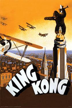 King-Kong-Poster