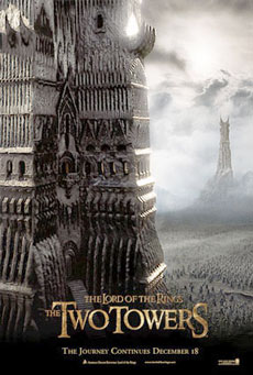 Two Towers Poster