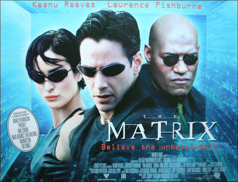 The-Matrix-Poster