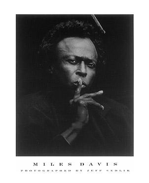 Miles-Davis-Silence-Poster