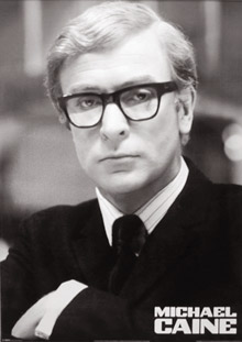 Michael Caine Poster