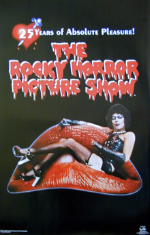 Rocky Horror Picture Show Poster