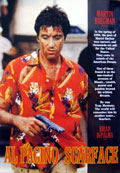 al pacino scarface gangsters movies posters