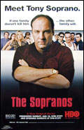 Meet Tony Soprano Poster